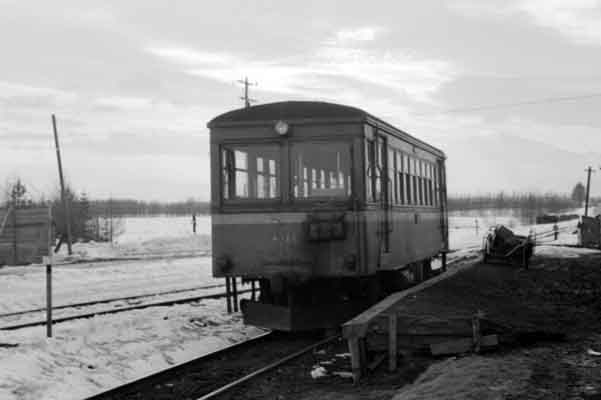 北海道拓殖鉄道